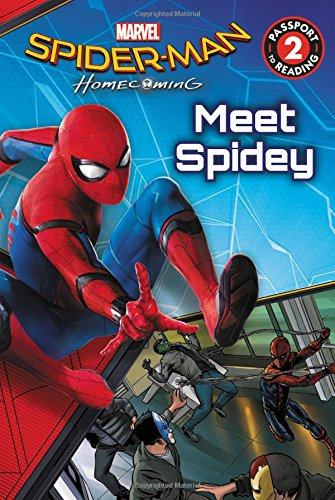 Download Spider-Man: Homecoming: Meet Spidey (Passport to Reading) ebook
