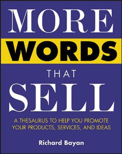 words to promote a product