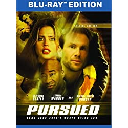Pursued - Special Edition [Blu-ray]