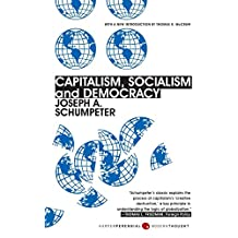 Capitalism, Socialism and Democracy: Third Edition