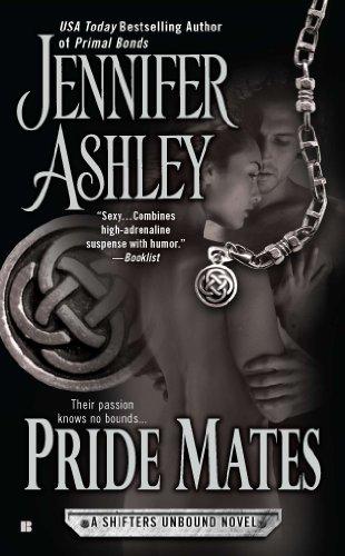 book cover of Pride Mates