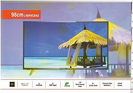 Usha Shriram L40HVC84U 40 Inch HD Ready LED..