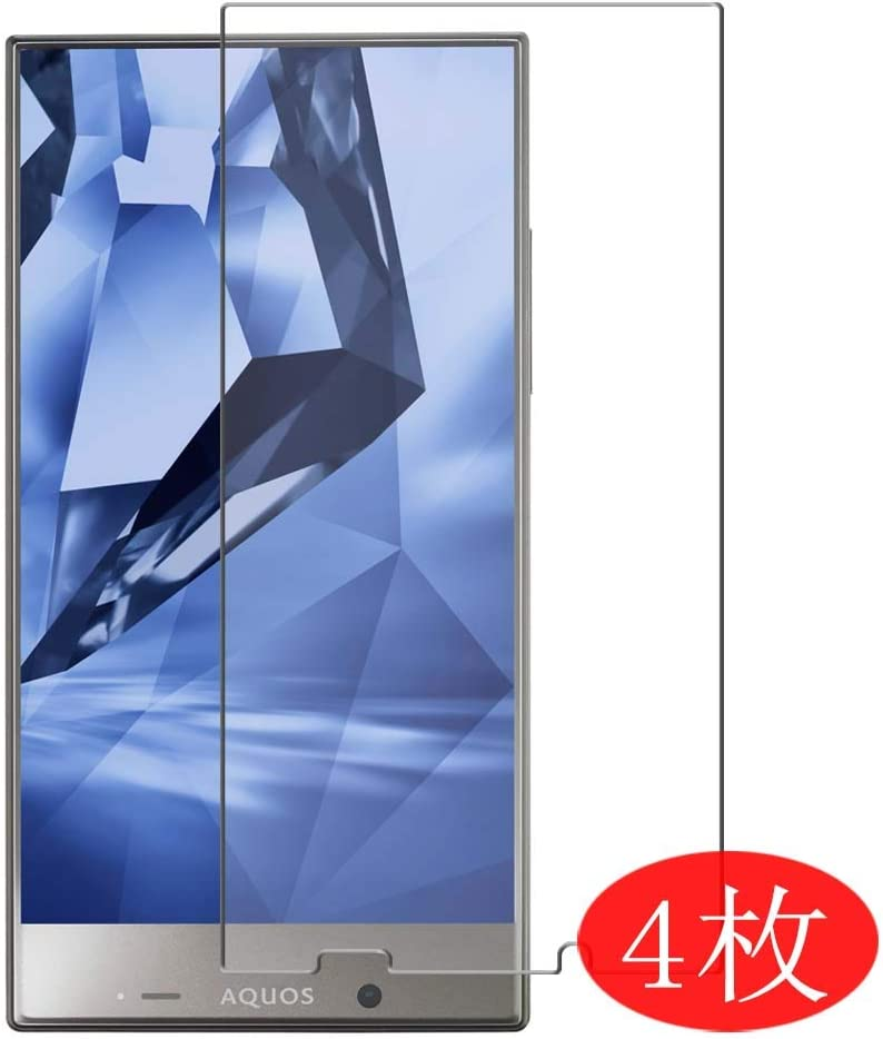 Not Tempered Glass Synvy Privacy Screen Protector Film for Sharp AQUOS LC-24K40-B 24 Anti Spy Protective Protectors