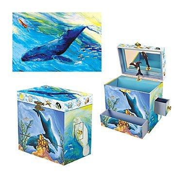 Ocean Friends Music Box