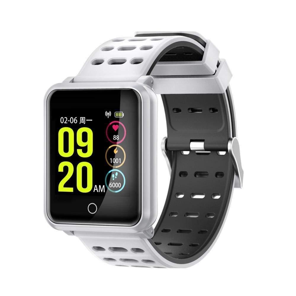 Ambiguity Smart Uhr Männer Smartwatch Frauen wasserdicht Herzfrequenz Blood Pressure Monitor Sport Armband Fitness Spur Band Alarm Cloc K