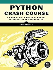 Python Crash Course is a fast-paced, thorough introduction to Python that will have you writing programs, solving problems, and making things that work in no time.In the first half of the book, you'll learn about basic programming concepts, s...