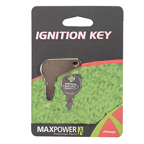 Maxpower 334020 Universal Riding Lawn Mower Ignition Keys