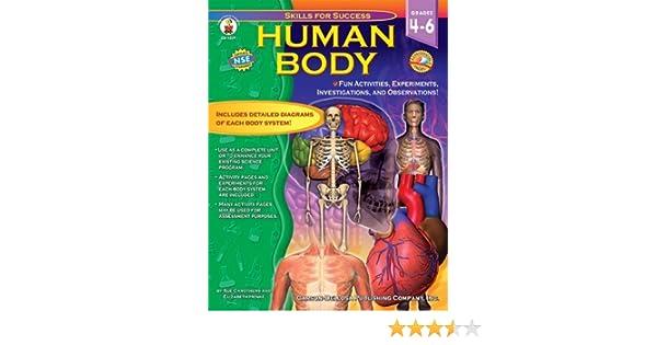 Amazon.com: Human Body 4-6 Book: Frank Schaffer Publications ...