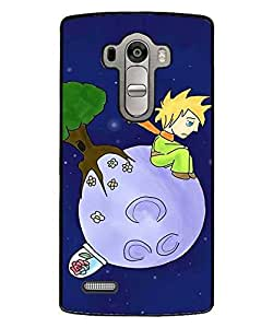 The Little Prince LG G4 Funda Case Anime Mirror Protective For Girls And Boys Cute Phone Shell For LG G4 Inspiring