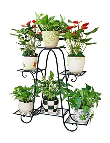 High Quality Iron 55cm Black Flower Plant Pot Basket Holder Hanging Chain With S-shape Hooks For Home Garden Tools Superior Performance Home & Garden