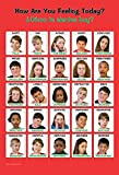 Laminated 18x24 Large Bilingual Spanish/English Youth Feelings Poster