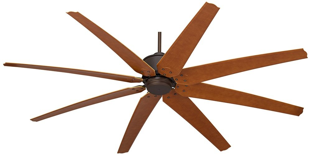 72'' Predator English Bronze Outdoor Ceiling Fan