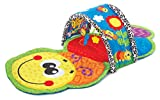 Playgro 0183879 Caterpillar Tunnel Gym and Playmat for Baby
