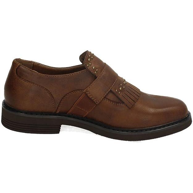 XTI 046346 ZAPATO DE MUJER 046346 Sintético Mujer: Amazon.es: Zapatos y complementos