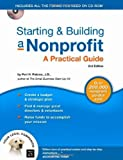 img - for Starting & Building a Nonprofit by Pakroo J.D., Peri H.. (NOLO,2007) [Paperback] 2ND EDITION book / textbook / text book