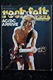ROCK & FOLK 191 AC/DC STEVIE NICKS ANGUS YOUNG SPIELBERG HAIRCUT 100 GENESIS