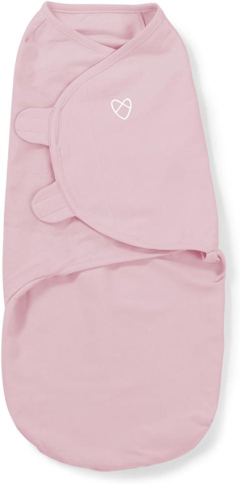 0-3m Sense-U Swaddle Blanket Adjustable Original Infant Baby Wrap Soft Cotton Floral Print