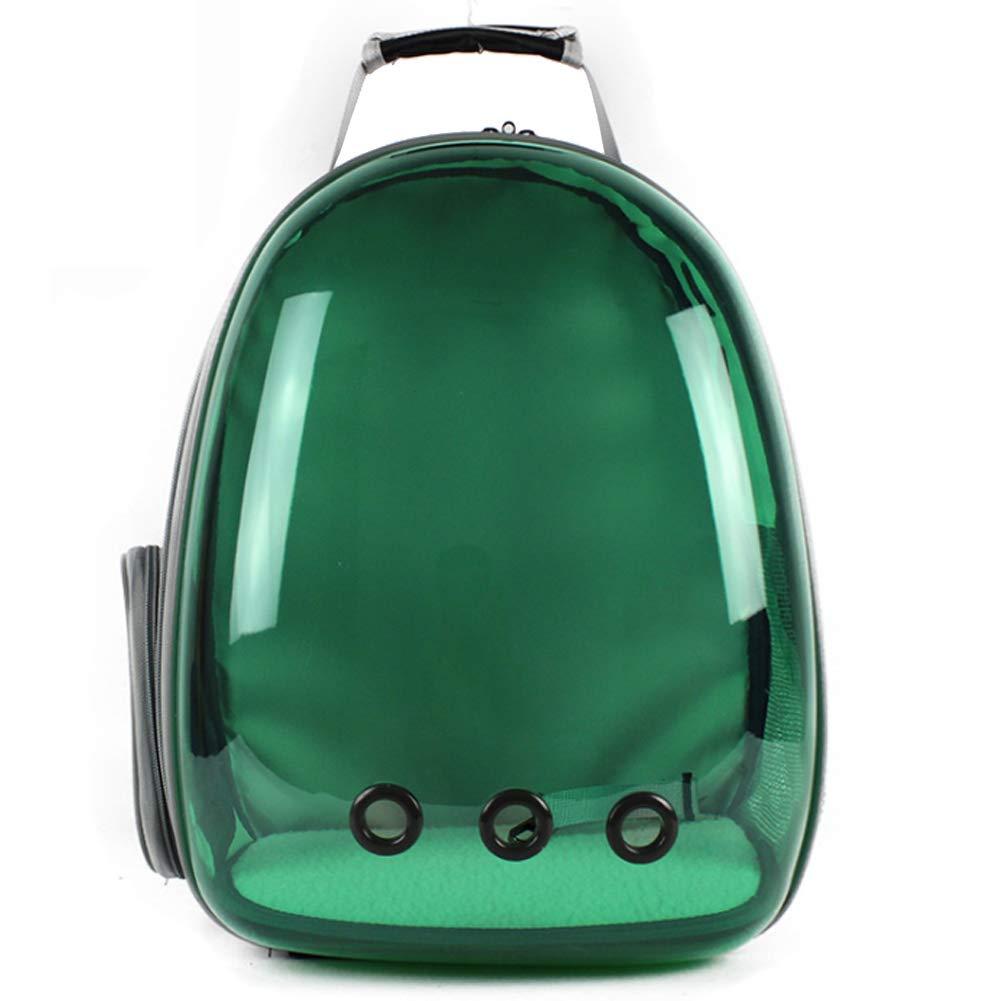 Green FFSH Pet space capsule