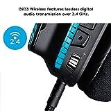 Logitech G933 Gaming Headset Wireless 7.1 Surround, 981-000599