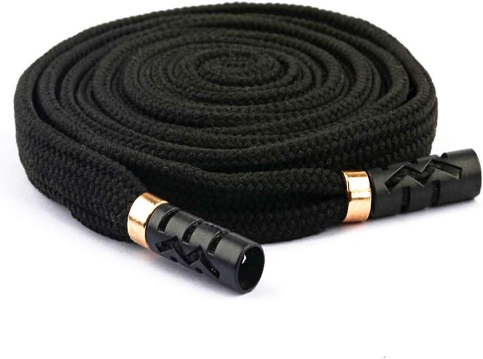SUPVOX 10pcs Replacement Drawstrings Cords Black Drawstrings Universal Drawstring for Sweatpants Shorts Pants Jackets Coats