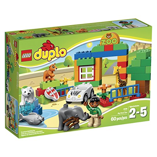 (LEGO DUPLO My First Zoo 6136)