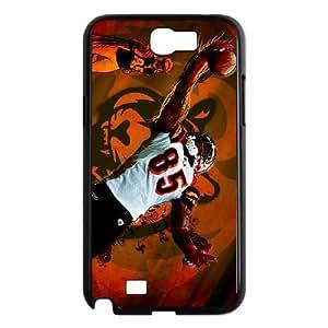 Cincinnati Bengals Samsung Galaxy N2 7100 Cell Phone Case Black DIY gift zhm004_8672353