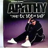 APATHY THAT OL' BOOM BAP vinyl record