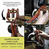 Woodcut Tools Tru-Grind Turning Tool Premium