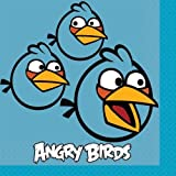Angry Birds Beverage Napkins Party Accessory