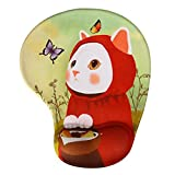 Best Kylin Express Mattress Toppers - Cartoon Silicone Lycra Fabric Mouse Pad Computing Wrist Review