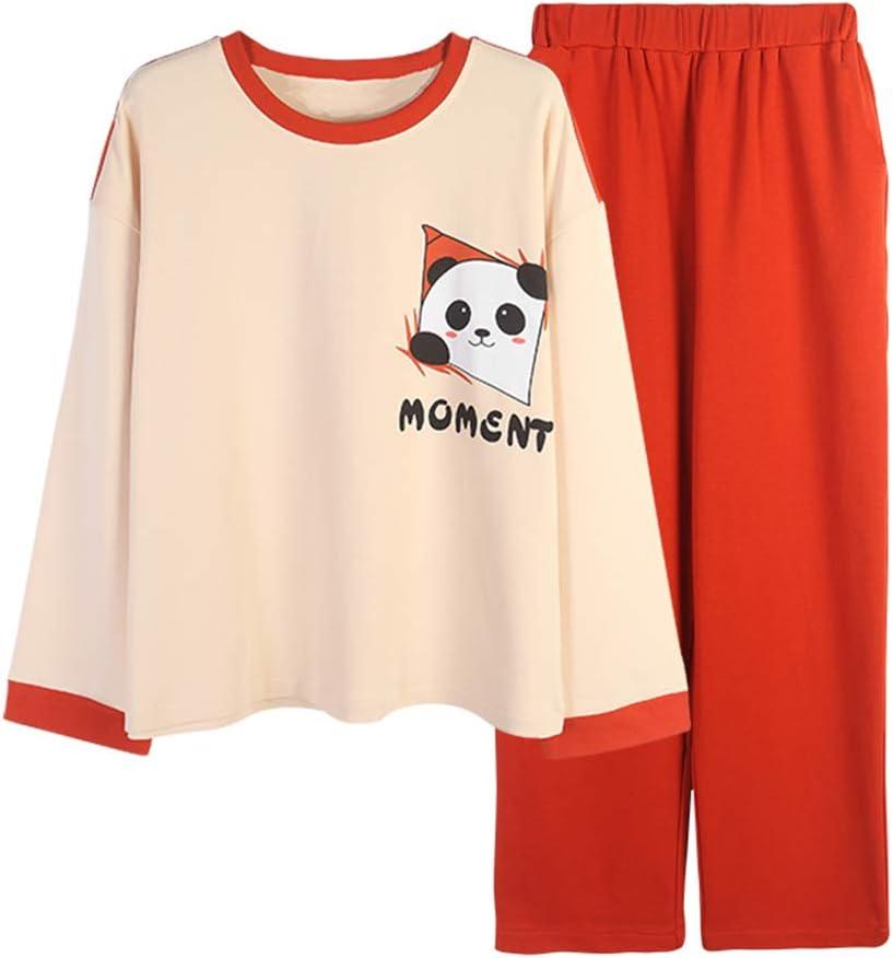 DUXIAODU Pijama de algodón para Mujer | Suave y ...