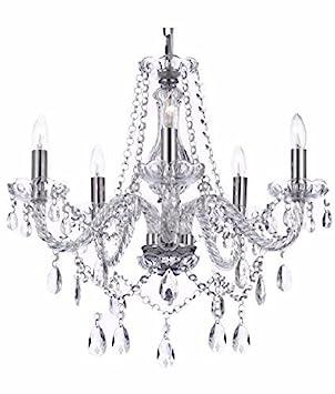 Saint MossiR Design Modern Deckenleuchte Kronleuchter Elegantes Echt Kristall Lster Wohnzimmerleuchte Schlafzimmerleuchte Innenleuchte Durchmesser