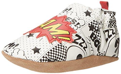 Robeez Active Ace Crib Shoe (Infant)