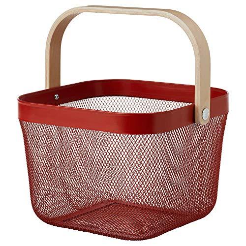 IKEA ASIA RISATORP Basket red