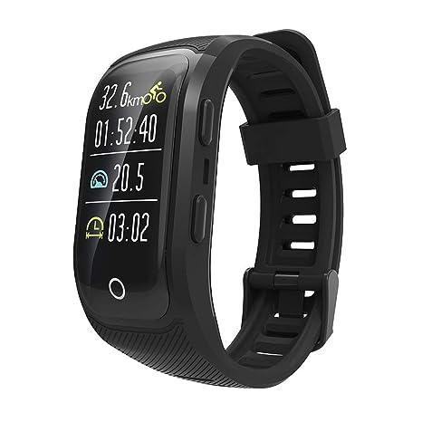 Amazon.com: BILLYS HOME Smart Wristband, Color Screen Smart ...