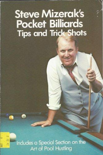 Steve Mizerak's Pocket Billiards Tips and Trick Shots - Mizerak Billiards Balls