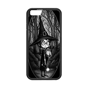 "JenneySt Phone CaseMagic Nnovel Harry Potter Wallpaper For Apple Iphone 6,4.7"" screen Cases -CASE-19"