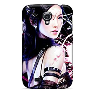 New Galaxy S4 Case Cover Casing(gorgeous Warrior Girl)