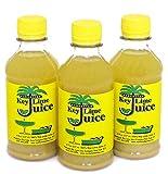 Manhattan Key Lime Juice 8 Oz (Pack of 3)