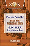 Indian Army NER Soldier GD Paper Set English Medium