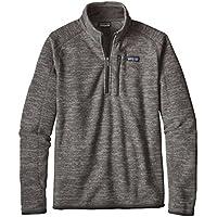 Patagonia Better Sweater Quarter Zip Men's Pullover (Grey)