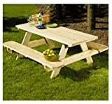 Universal Forest Products 6' Picnic Table Kit
