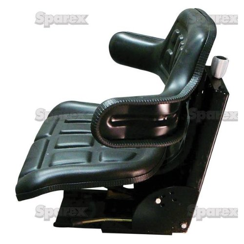 arvester Heavy Duty Tractor Seat W/ Full Suspension 454, 464, 574, 584, 585, 674, 684, 685, 784, 785, 885 ()