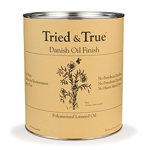 Danish Oil, Quart