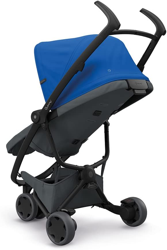 can be Used from Birth Quinny Zapp Flex Plus Stroller with Lots of Comfort and Flexibility e.g. with Lux Baby Bath Various Colours. Lightweight and Extremely Compact