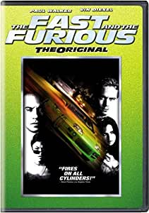 The Fast and the Furious (Two-Disc Limited Edition)