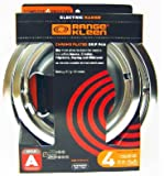 Amazon Com Range Kleen 11920 4x Ge Drip Pans Containing 2