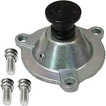 Carburetor Primer Pump Diaphragm Cover Carb  For SUZUKI ALT 185 Quadrunner 185