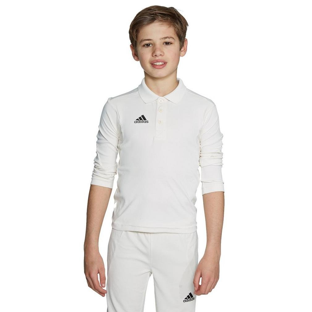 adidas Howzat Junior Cricket Top AJ4508