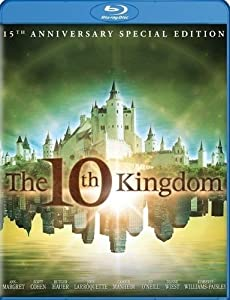 The 10th Kingdom - 15th Anniversary Special Edition - Blu-ray from Mill Creek Entertainment